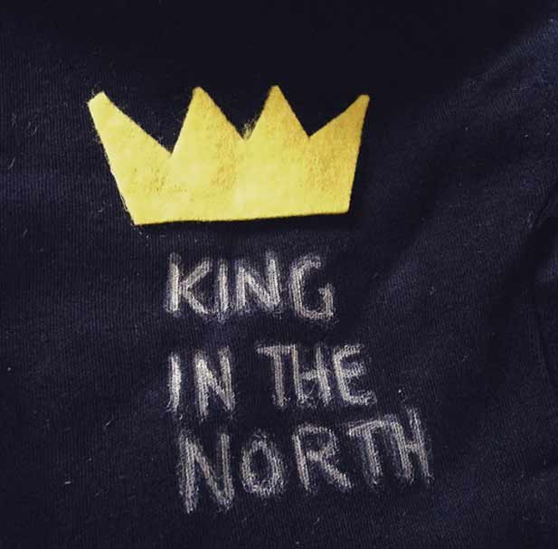 north King